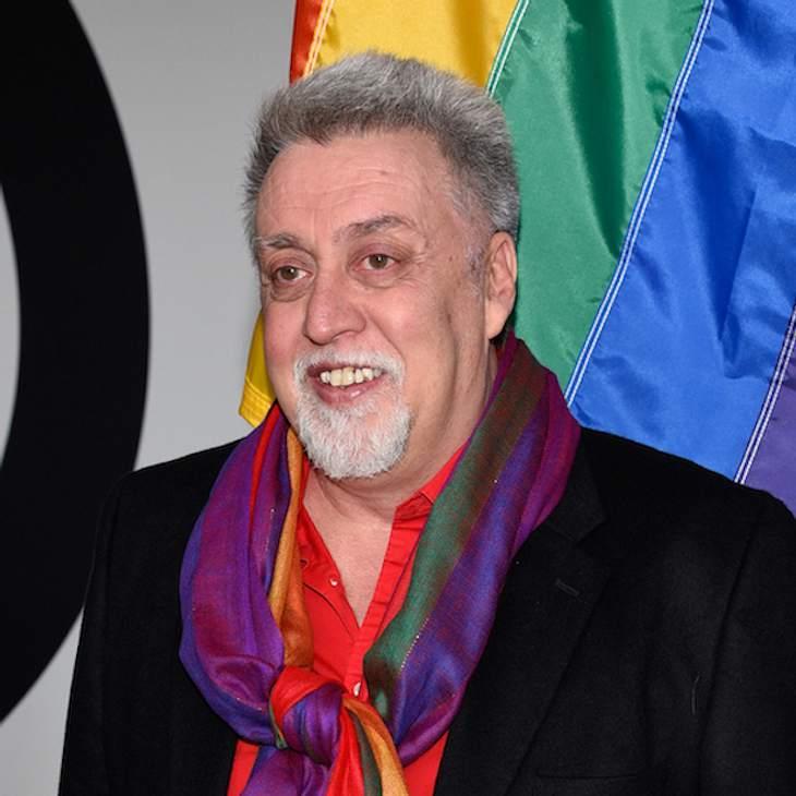 Große Trauer um Gilbert Baker: Designer der Regenbogenfahne ist tot
