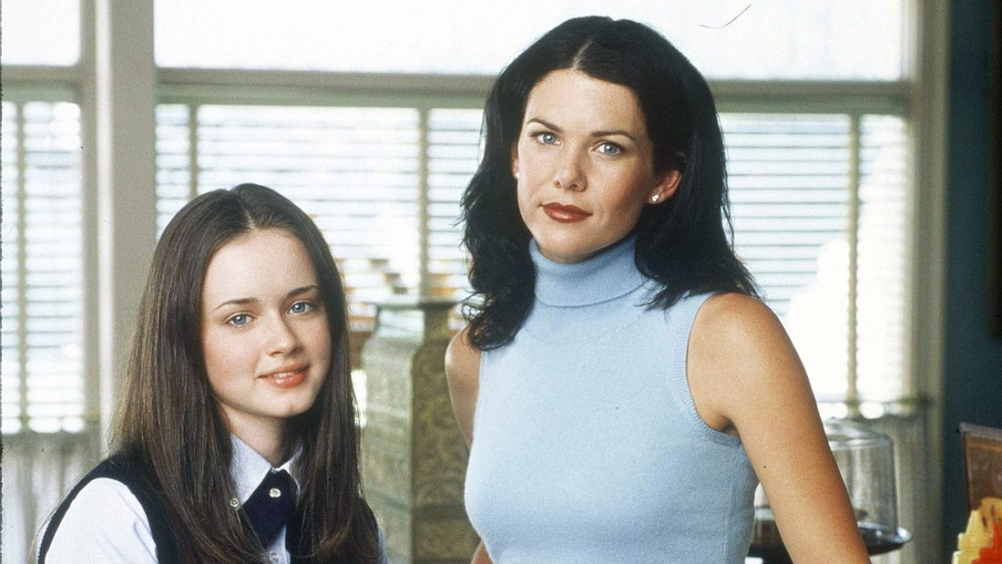 Lorelai und Rory in Gilmore Girls