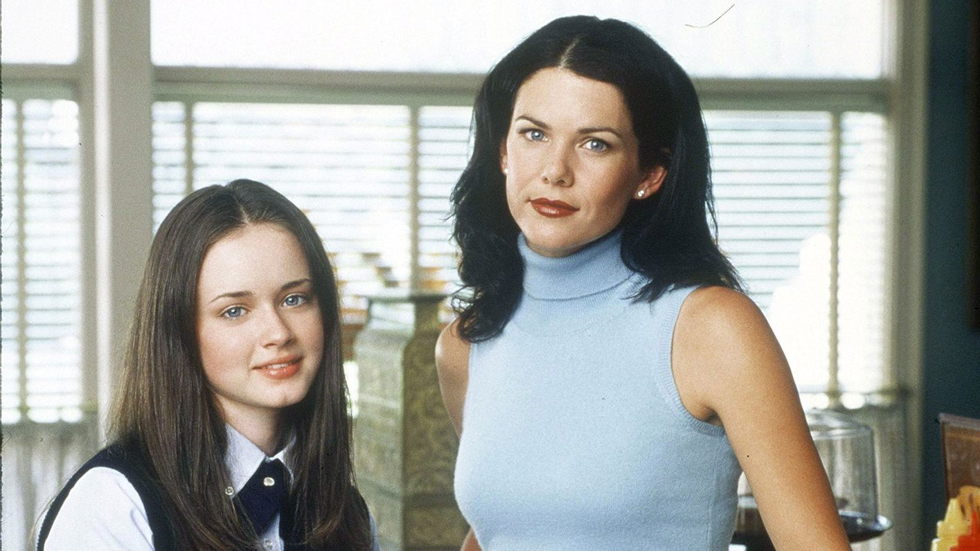 Lorelai und Rory in Gilmore Girls