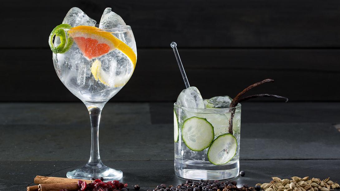 Gin Set - Foto: iStock/ LUNAMARINA