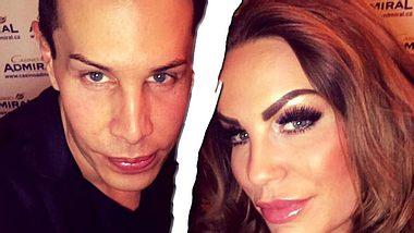Gina-Lisa Lohfink & Florian Wess: Plötzliche Trennung von Barbie & Ken! - Foto: Gina-Lisa Lohfink / Facebook