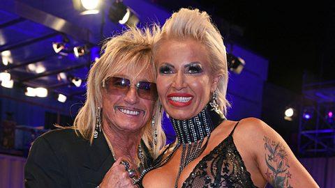 Ginger Costello-Wollersheim und Bert - Foto: Getty Images