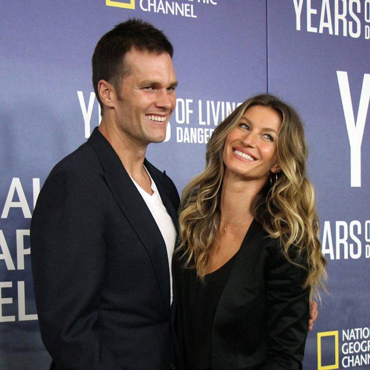 Gisele Bündchen und Tom Brady wollen noch ein Baby