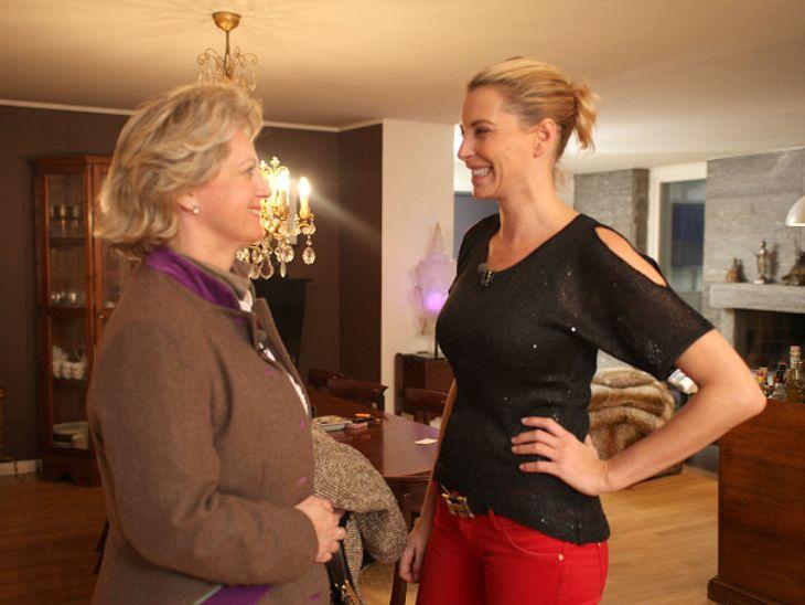 Giulia Siegel ist auf Wohnungssuche in München