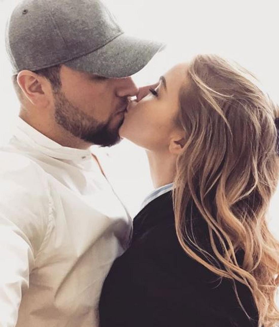 Giulio Arancio und seine Nicole erwarten ein Baby