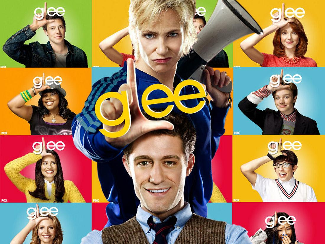 """Glee"" - ab 17. Januar bei uns"