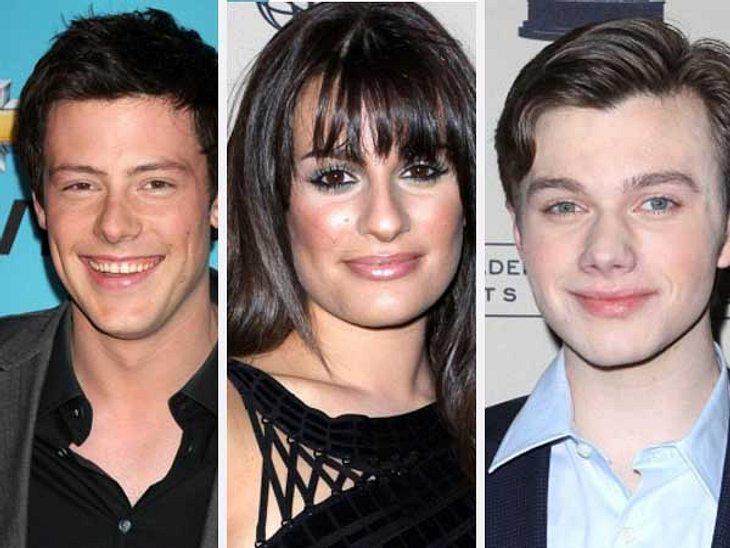 """""""Glee"""": Fin, Rachel und Kurt sind raus"""