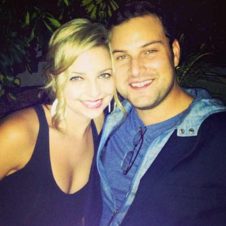 Glee-Star Max Adler: Romantische Hochzeit mit Jennifer Bronstein!