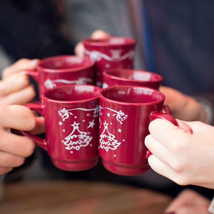 Weinkellerei ruft beliebten deutschen Glühwein zurück