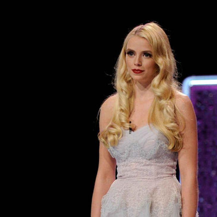 Sabrina ist im Finale von GNTM 2013