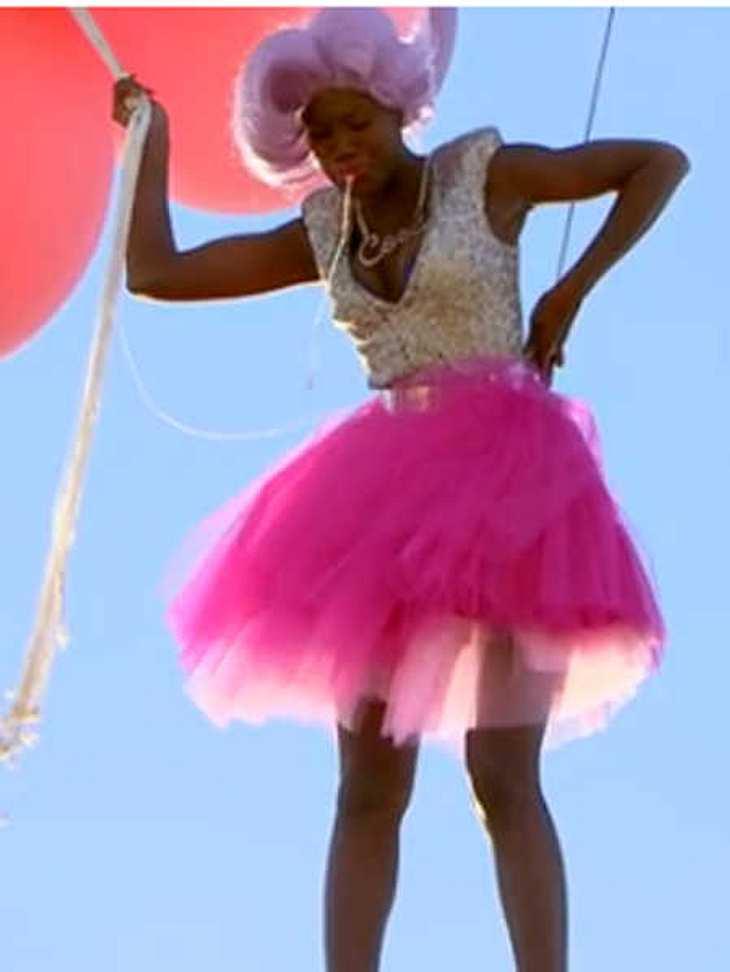 "Bei ""Germany's Next Topmodel"" ist Aminata KOTZübel..."