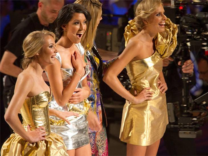 GNTM: Das FinaleDie Show war für die Finalistinnen ein unvergessliches Erlebnis.