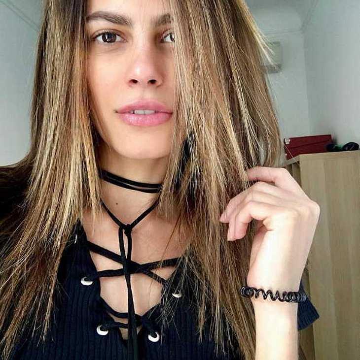 GNTM-Gewinnerin Alisar Ailabouni überrascht mit blonden Haaren!