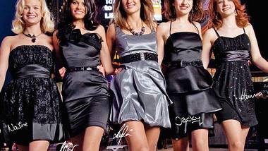 GNTM: Alisar, Nadine, Leyla, Jacky und Hanna posieren für die neue Kampagne von C&A. - Foto: C&A