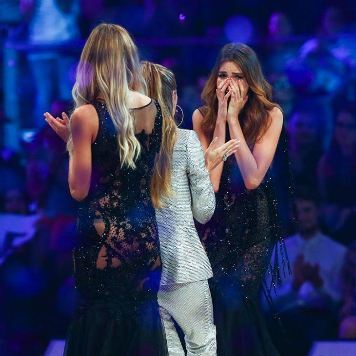 GNTM-Siegerin Célina: Schock nach dem Finale