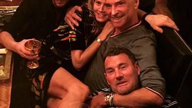 Heidi Klum und Wolfgang Joop sind wieder vereint!
