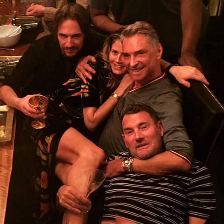 GNTM-Comeback: Heidi Klum und Wolfgang Joop sind wieder vereint!