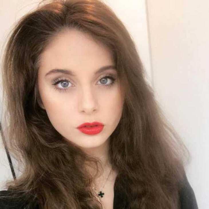 GNTM-Gewinnerin 2017: Hat sich  Carina Zavline schon den Titel gesichert?