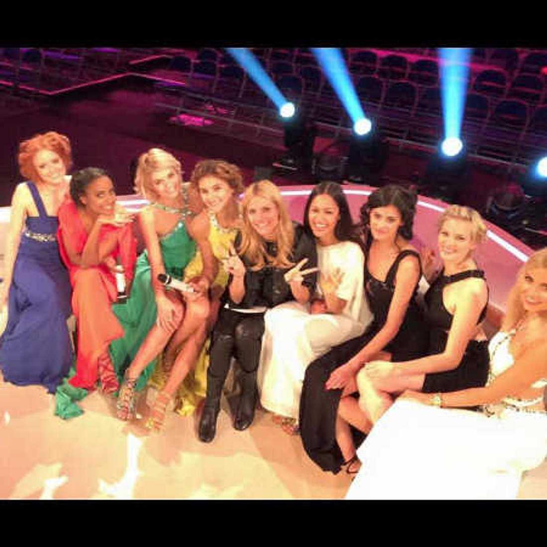 GNTM-Gewinnerinnen: Darum fehlte Jana Beller auf dem Gruppenfoto!