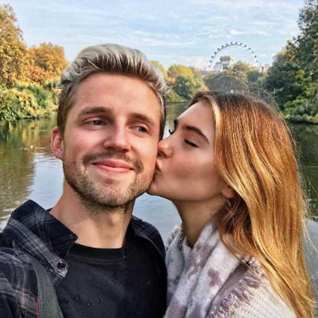 GNTM-Beauty Stefanie Giesinger: Plant sie ihre Hochzeit mit YouTuber Marcus Butler?