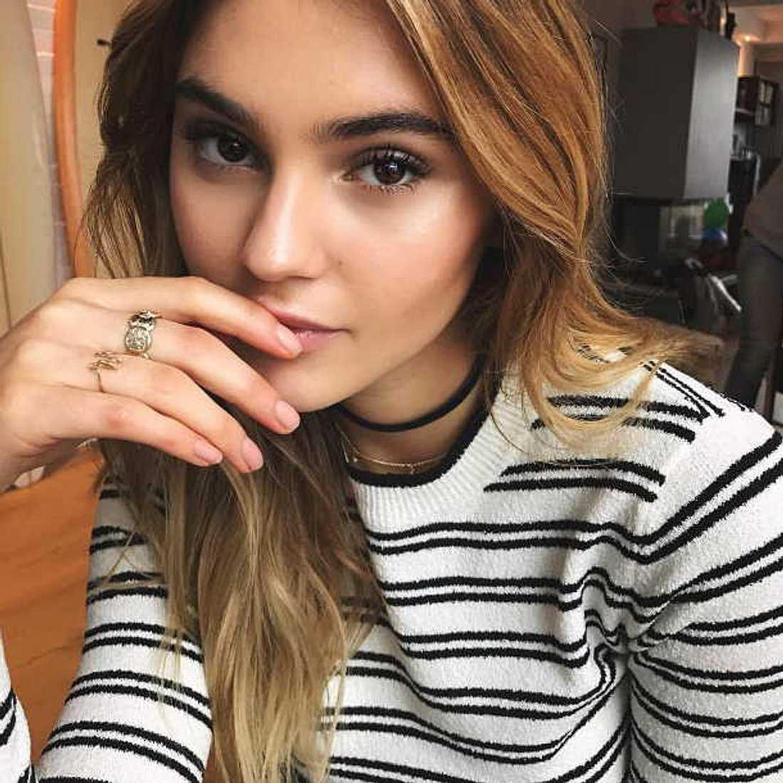 GNTM-Beauty Steafanie Giesinger: Doch keien Modelkarriere in New York?
