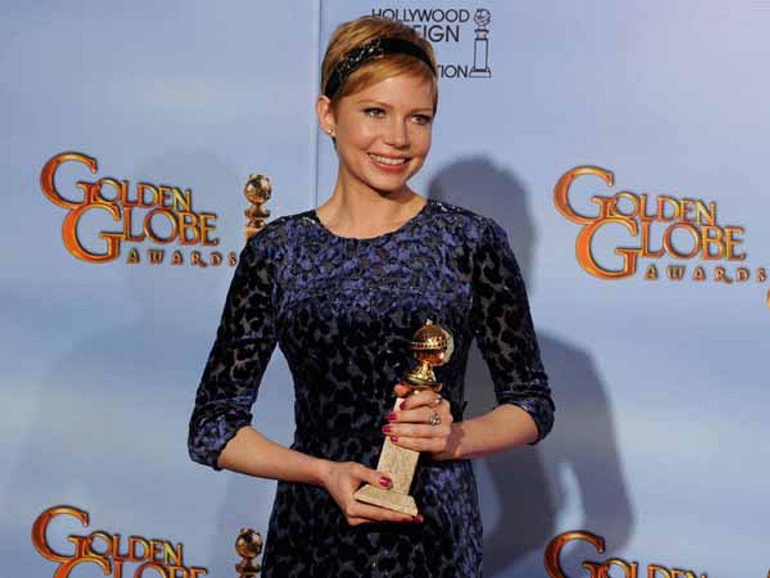 Golden Globes 2012 - Abräumer, Fashionistas & Red-Carpet-Poser - Bild 1