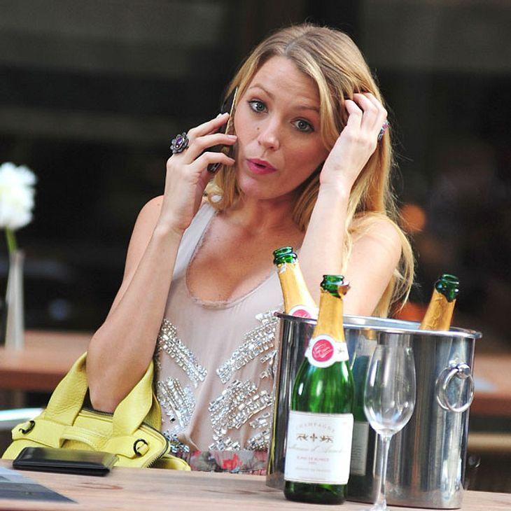 Blake Lively: Kommt Gossip Girl zurück?