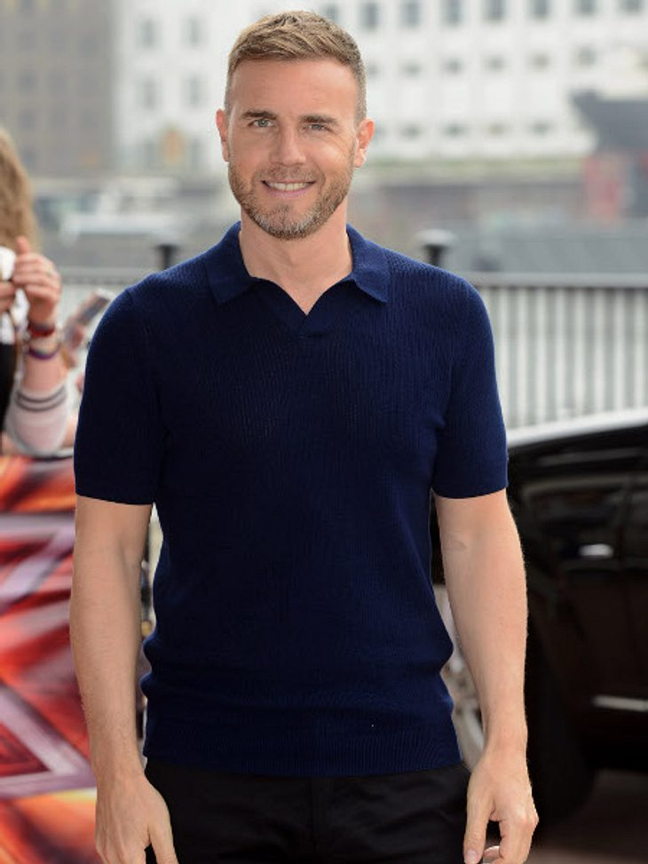 "Gary Barlow bei ""Got To Dance"""