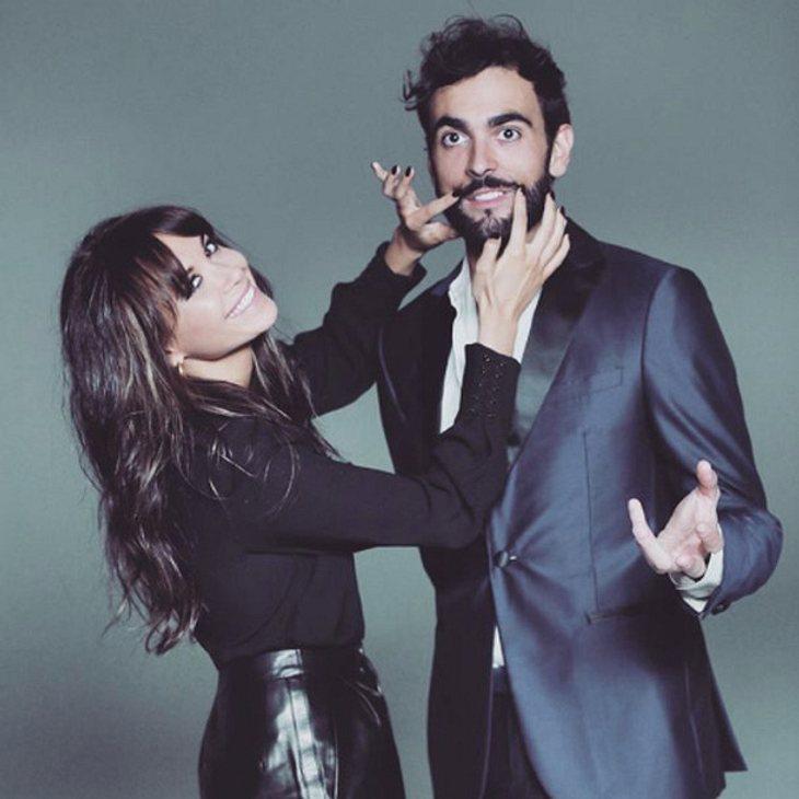 Könnte aus Grace Capristo und Marco Mengoni mehr werden?