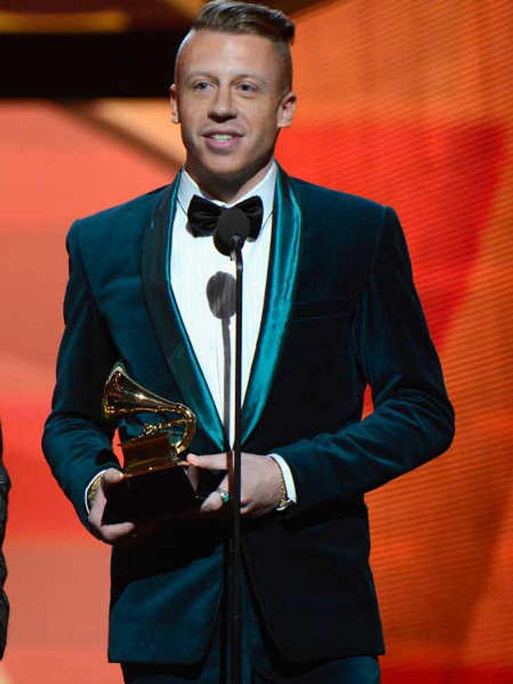 Grammys 2014: Macklemore gehörte zu den Gewinnern