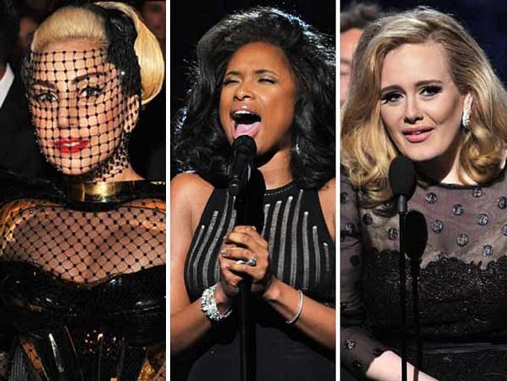 Grammys 2012Zum 54. Mal fand am 12. Februar 2012 die wichtigste Musikpreisverleihung der Welt statt.Überschattet wurde die Awardshow vom Tod der Sängerin Whitney Houston, die im Alter von 48 Jahren tot in einer Hotelbadewanne gefunden wurde