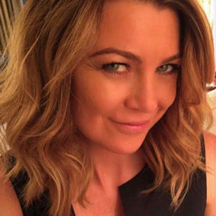 Grey's Anatomy-Star Ellen Pompeo freut sich auf die 12. Staffel ohne Patrick Dempsey!