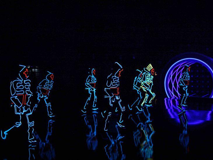 Nicht nur Tanz-Talent ist wichtig - auch die Art und Weise der Inszenierung ist von Bedeutung.