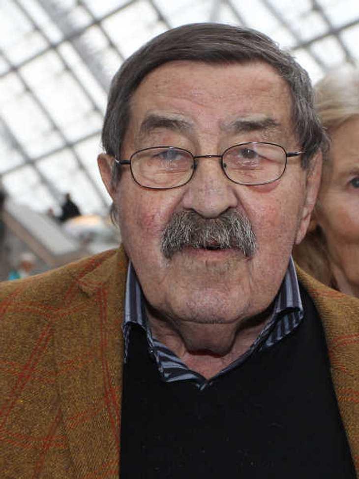 Günter Grass ist heute gestorben.
