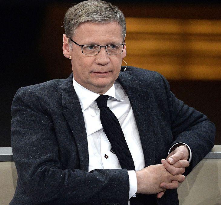 Günther Jauch - Traurige Trennung