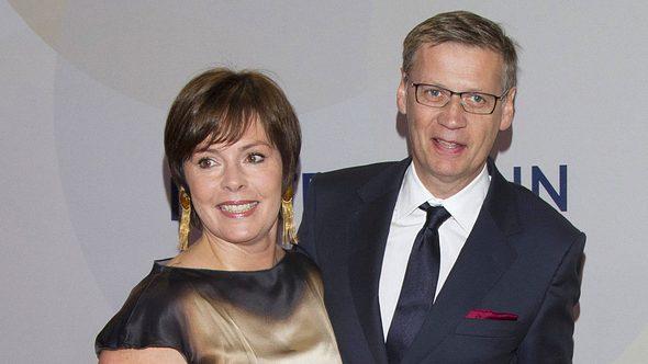 Günther Jauch mit Frau Dorothea Sihler - Foto: Getty Images