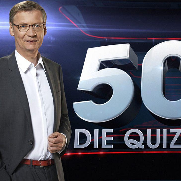 Günther Jauch 500 Quiz-Arena