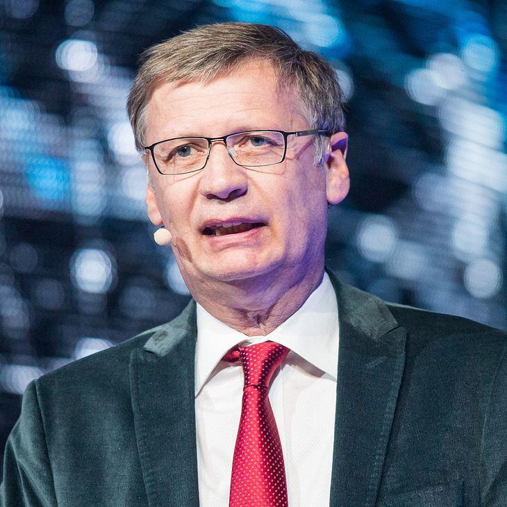 Günther Jauch plaudert aus dem Nähkästchen