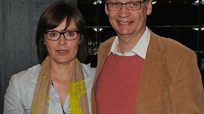 Günther Jauch & seine Thea: Spätes Glück - Foto: Getty Images