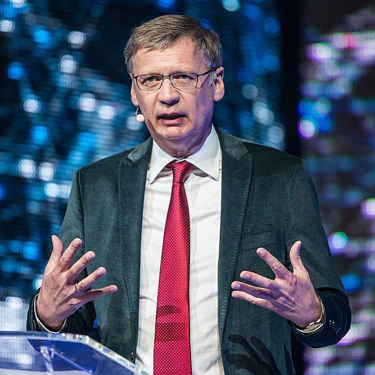 Erschreckende Neuigkeiten für Günther Jauch