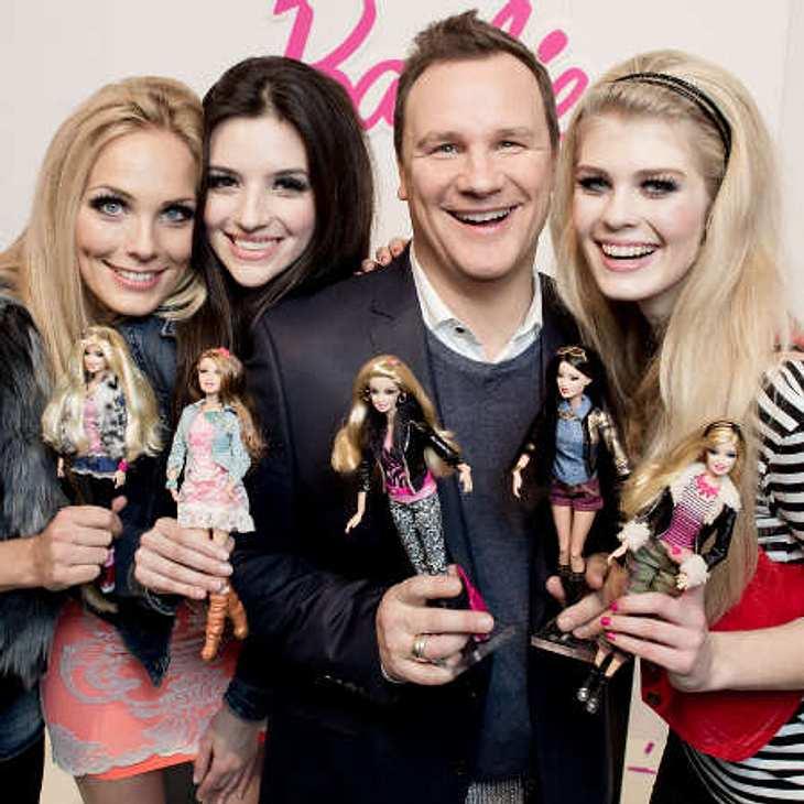 Guido designt jetzt für Barbie