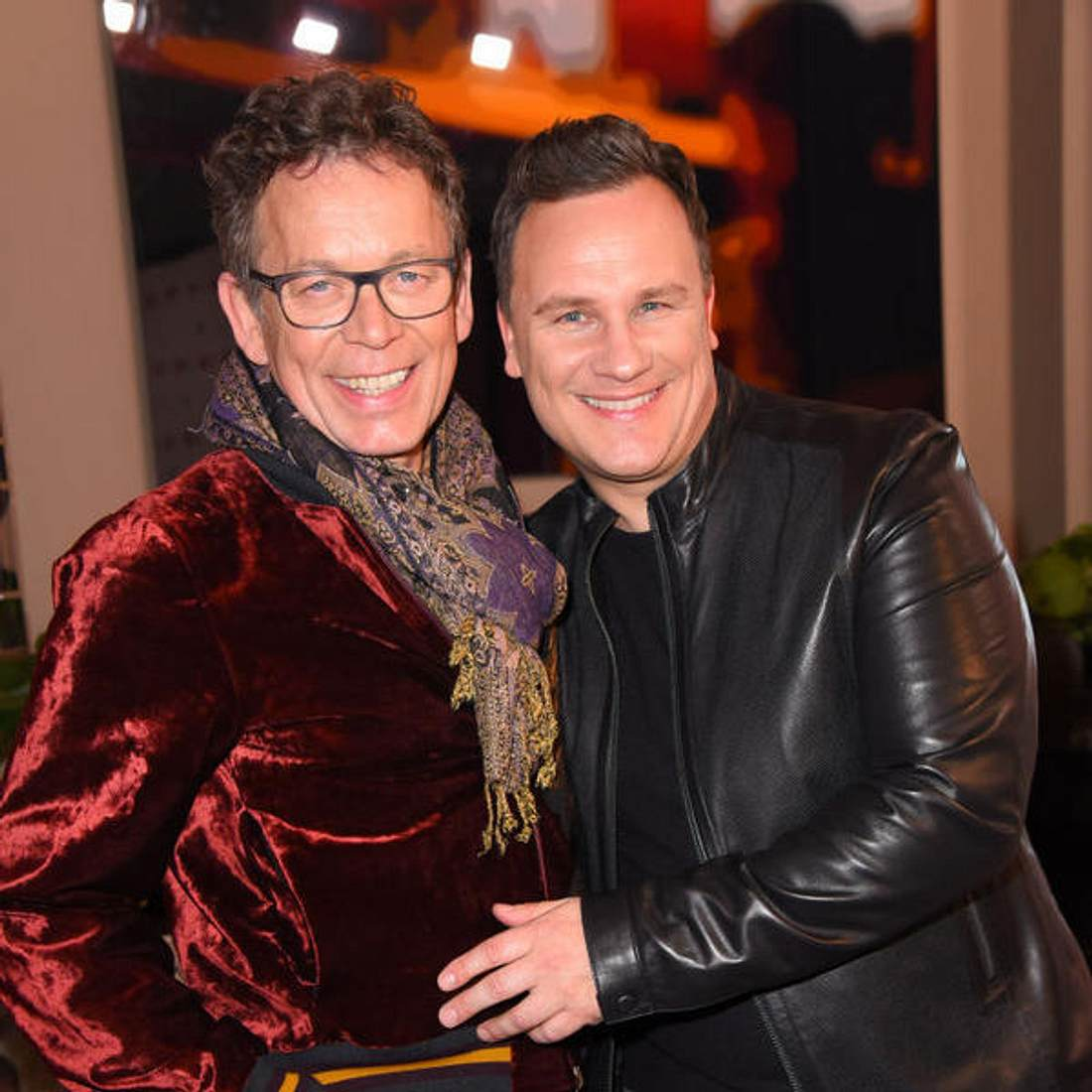 Guido Maria Kretschmer ist seit 32 Jahren in Frank verliebt