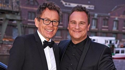 Guido Maria Kretschmer und Mann Frank Mutters - Foto: Getty Images