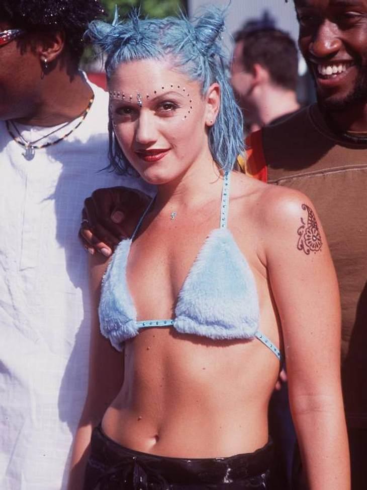 Gwen Stefani war vor 13 Jahren zwar sehr sexy, ....