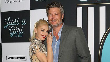 Gwen Stefani und Blake Shelton - Foto: Getty Images