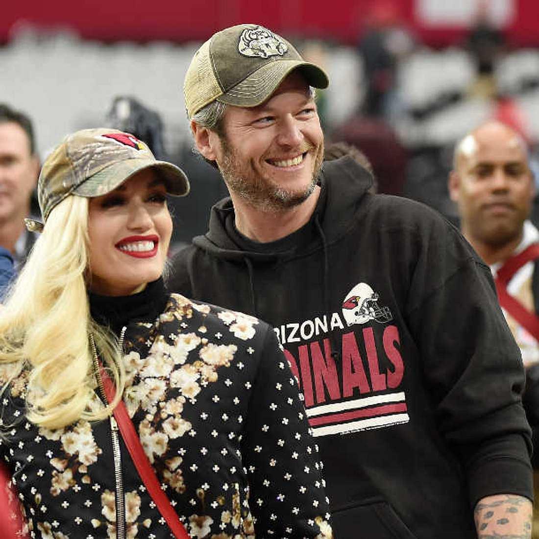 Gwen Stefani: Ist sie wirklich von Blake Shelton schwanger?