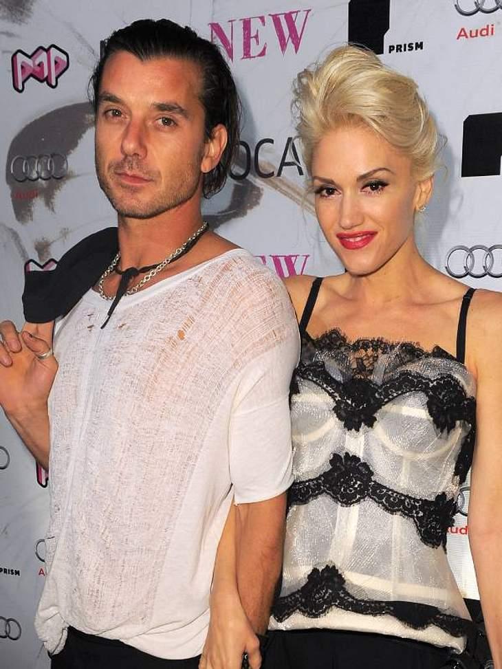 Haben Gwen Stefani und Gavin Rossdale Eheprobleme?