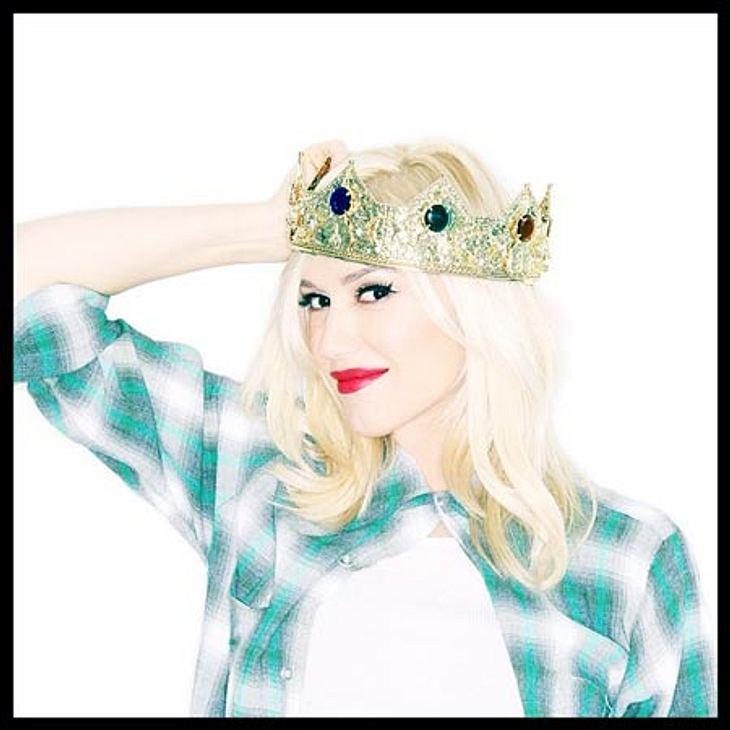Gwen Stefani erwartet einen Jungen.