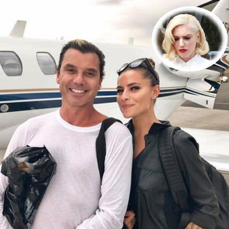 Sophia Thomalla hat Gavins Ex kennengelernt