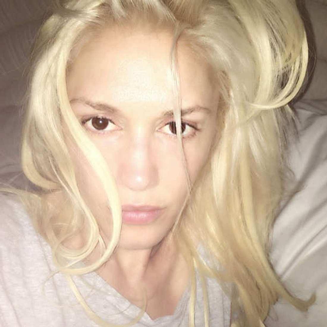 Gwen Stefani ungeschminkt jung